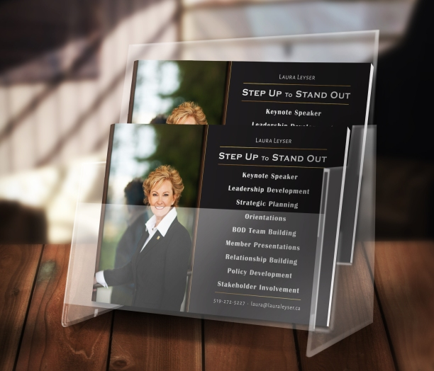 Real Estate Self-Promotion Handout