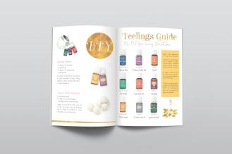 Booklet Design - Nested Essentials