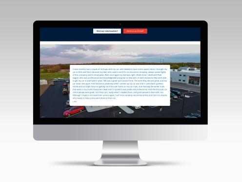 N&D Website - Hompage Pt. 3